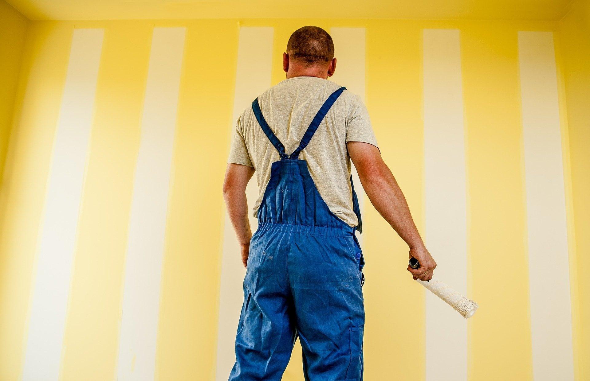 jak profesjonalnie pomalować ściany